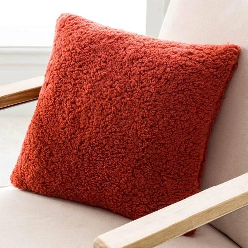 Μαξιλαροθήκη 43X43 GOFIS HOME TUFFO Orange 668B/03